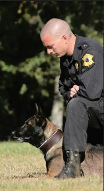 Man Who Killed Police Dog Fargo Sentenced to 35 Years in Jail
