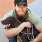 Actor Kellan Lutz Helps Raise $200,000 for Animal Shelter