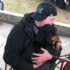 Puppy Rescued from Baltimore Overpass
