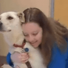Shelter Dog Gives Deaf Woman New Life