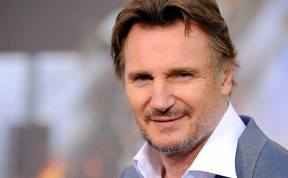 Liam Neeson Saves Dog from Abuse in Central Park