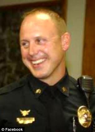 Officer Brice Woolley