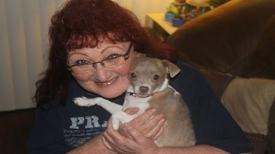Rescue Dog Helps Sick Woman Have A Better Life