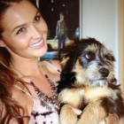 Grey's Anatomy's Star Camilla Luddington Adopts Rescue Dog
