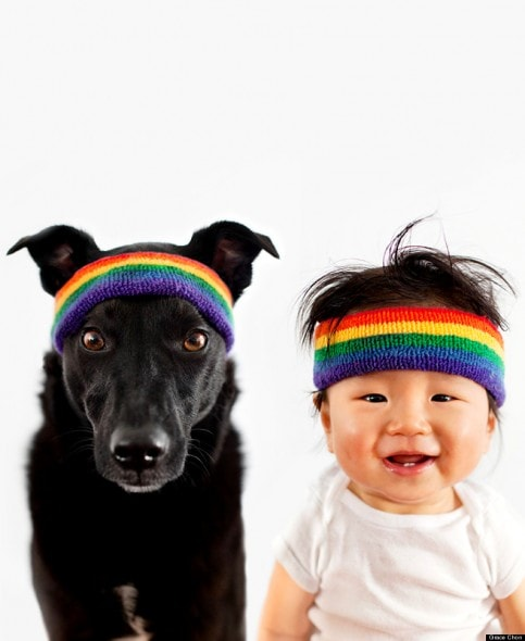 4.16.14 - Dog & Baby Twins6