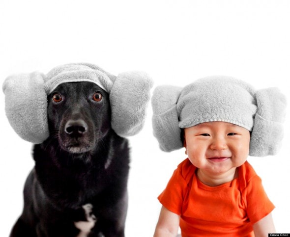 4.16.14 - Dog & Baby Twins9