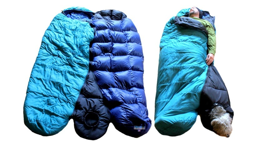 BarkerBag – The Sleeping Bag for Dogs