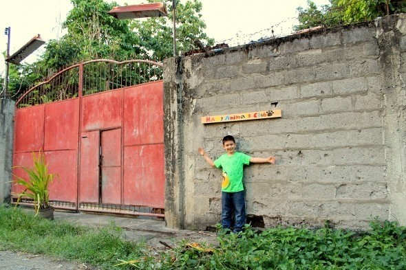 5.18.14 - Filipino Boy Builds No-Kill Shelter in His Garage6