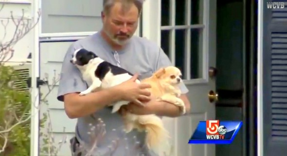 5.2.14 - Over 50 Dogs Saved from Kennel Fire