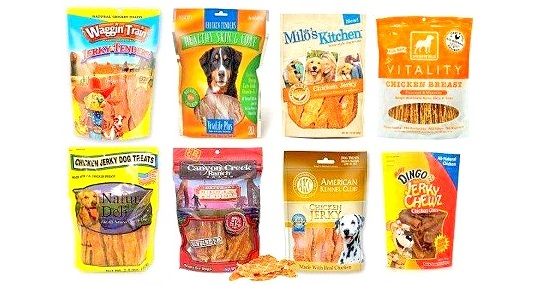 Petco Pulls Chinese-Made Pet Treats from Shelves