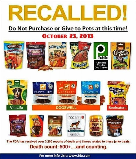 5.20.14 - Petco to Stop Selling Chinese-Made Treats3