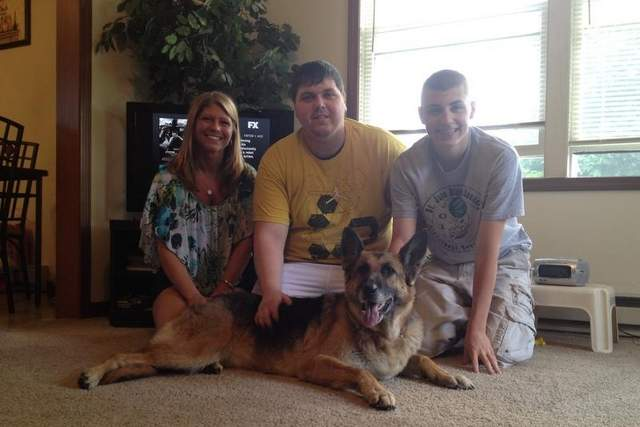 Furry Family Member Lost for Five Years Comes Home