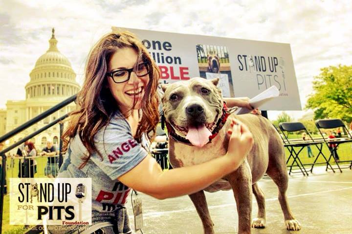 Rally in Capital Held to Show Dogs 'Are Born Inherently Good'