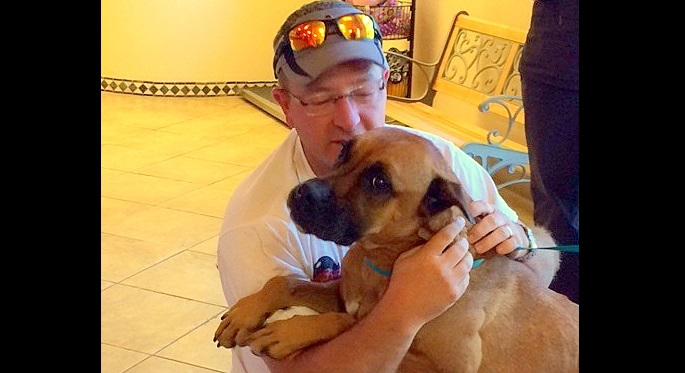 Missing Puppy Reunited With Family Five Years Later
