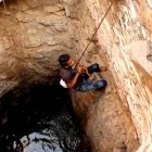 Indian Community Saves Drowning Puppy Moments from Death