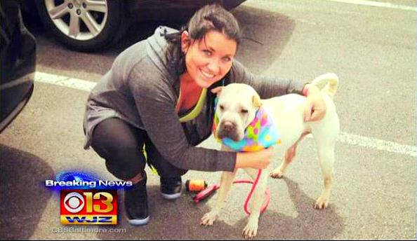 Officer Arrested for Slitting Runaway Dog's Throat