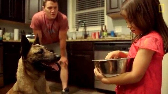 6.5.14 - Soldier Adopts the Dog Who Saved His Life1