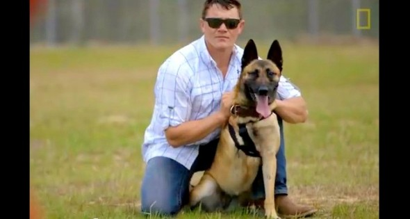 6.5.14 - Soldier Adopts the Dog Who Saved His Life5