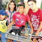 Six Children Save the Life of an Injured Stray Dog
