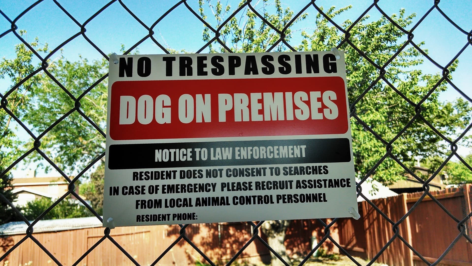 """A Sign Maker is Trying to help make the """"Geist"""" Incident a Thing of the past"""