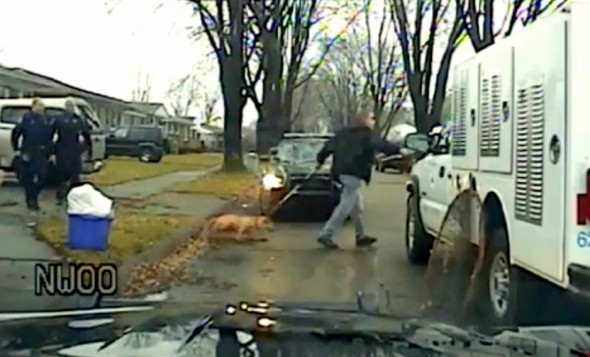 7.27.14 - Officers on Trial for Deliberately Shooting Dog2