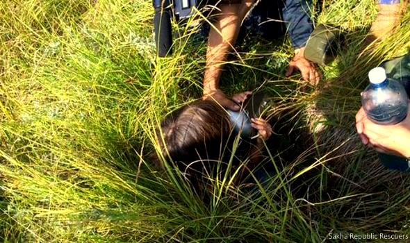 8.15.14 - Puppy Saves Toddler Lost in Siberian Wilderness for 11 Days9