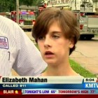 12-Year-Old Girl Saves Dog & Brothers from Fire