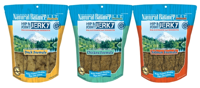 natural balance jerky treats