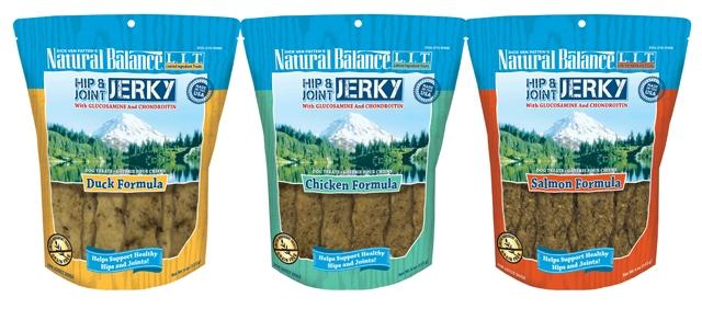 natural balance jerky treats