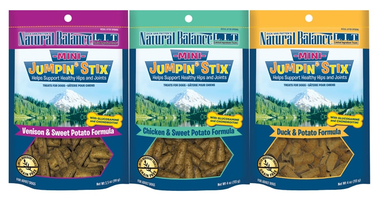 Where Are Natural Balance Dog Treats Made