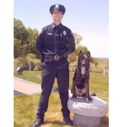 Connecticut Police Dog Retires from Service