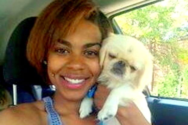 Woman Saves Tiny Dog from Mentally Disturbed Man