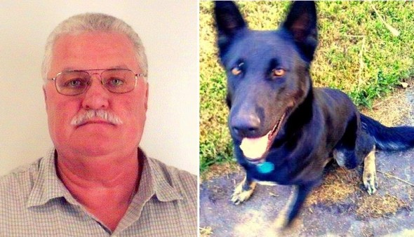 10.9.14 - Deputy Chief Charged for Shooting Dog1