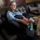 Teenager Gets Service Dog in the Hope of Regaining Independence