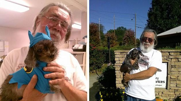 Man and His Missing Furry Best Friend Reunited after Eight Years