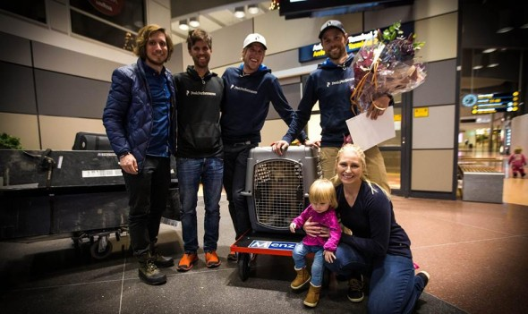 Photo Credit: Krister Göransson/Team Peak Performance Facebook page