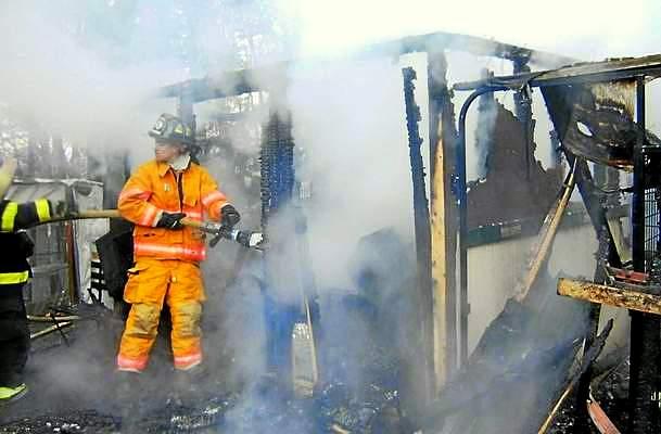 Fire Devastates Jack Russell Terrier Refuge