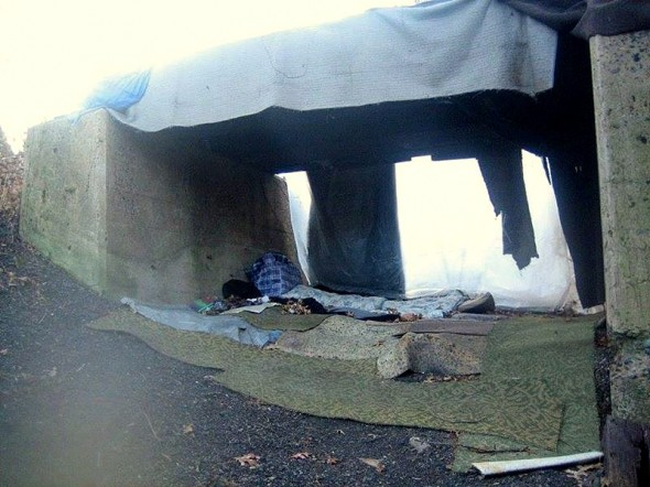 12.6.14 - Man Chooses Homelessness over Abandoning Dog3