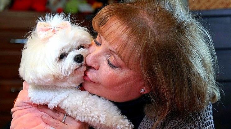 Woman Leaves $1.5 Million to Her Dog