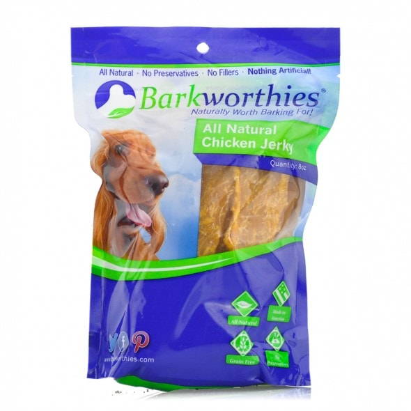 1.3.15 - Barkworthies Issues Nationwide Recall of Dog Treats1