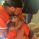 Kevin Smith Shares Tribute to Dog He Lovingly Cradled Before Death