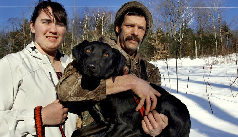 New England Dog Finally Caught After THREE YEARS Living Outside