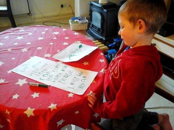 2.18.15 - Kid Writes Letter to Dog Thieves1