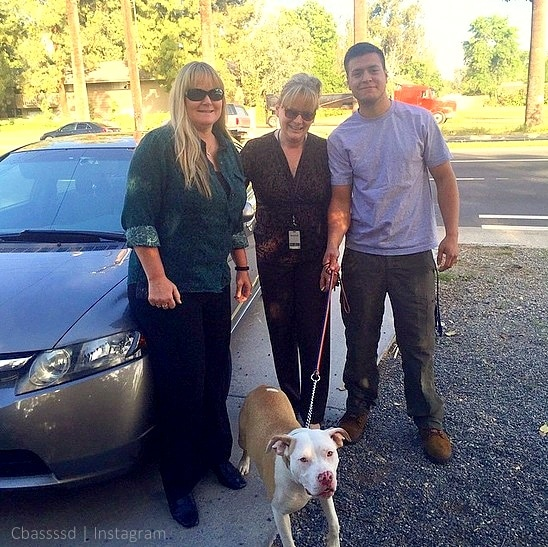 3.18.15 - Man with Cancer Is Reunited with Missing Dog4
