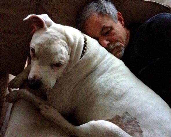 3.5.15 - Beloved Rescue Dog Oogy Has Died5