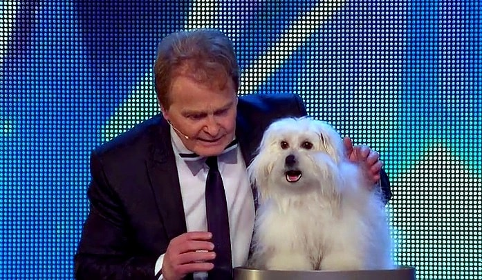 Talking Dog Wows Judges on Britain's Got Talent