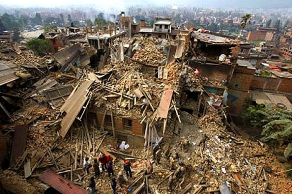 5.1.15 - Rescue Dogs Are Saving Lives in Earthquake-Devastated Nepal5