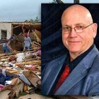 Owner Sacrifices His Life to Save Dog from Deadly Tornado