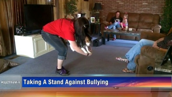 5.14.15 - Teen's Dog Helps Her Overcome a Lifetime of Bullying4
