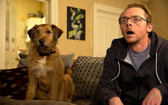 5.8.15 - Robin Williams' Final Performance Is as a Talking Dog1